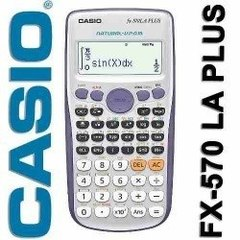 Calculadora Cientfica Casio Fx-570la Plus