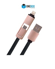 Cable USB ONEBOX OB-21 2 EN 1