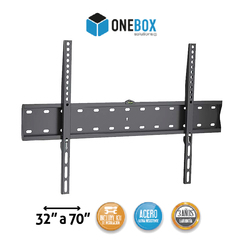 Soporte Para Tv Led Fijo ONEBOX OB-F37