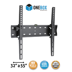 Soporte Para Tv Led Bascular ONEBOX OB-IC35