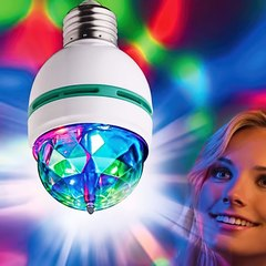 Foco Led Multicolor giratorio