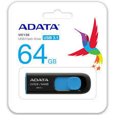 Pen Drive ADATA 64GB USB 3.1